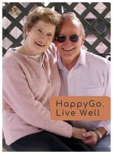 Happy Go. Live Well
